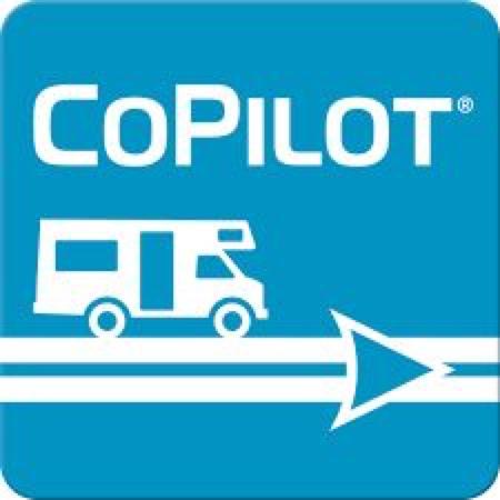 On the road with CoPilot Caravan App – Adventures In A Campervan