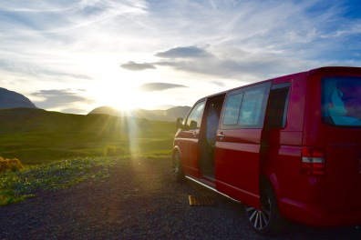 Ruby the VW Campervan